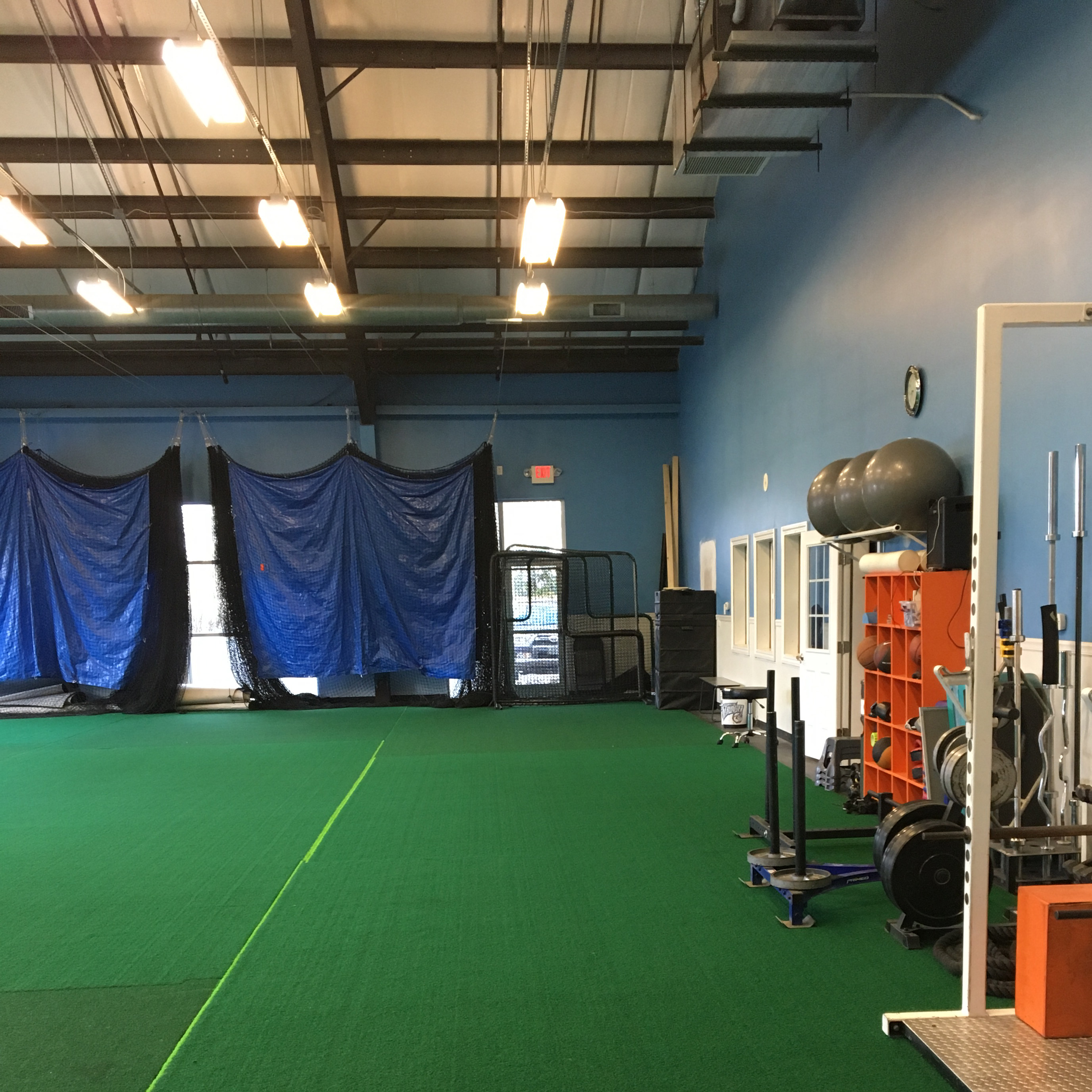 Photo of The Field at Zone Personal Fitness, 3,000 square feet open functional training space.