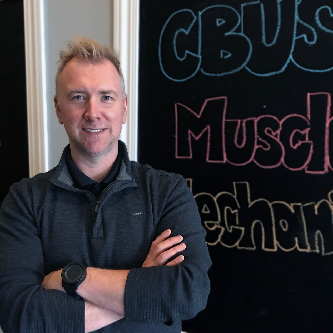 Craig Stolz- Columbus Muscle Mechanic. Moving You From Pain to Potential.